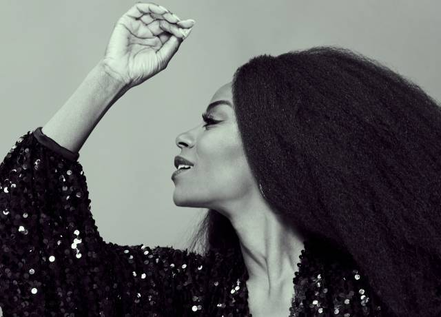 Giovanca honours Diana Ross