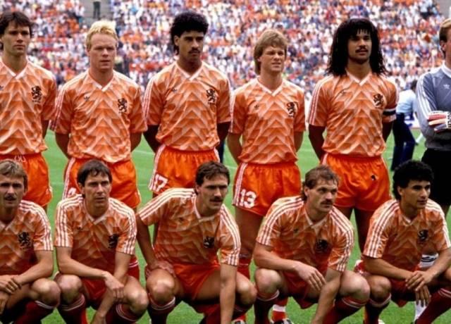 Het EK van 1988