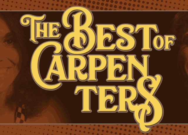 The Best of the Carpenters (geannuleerd, wordt verplaatst)