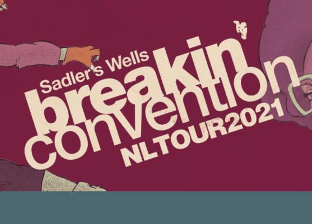 Breakin' Convention NL Tour 2021