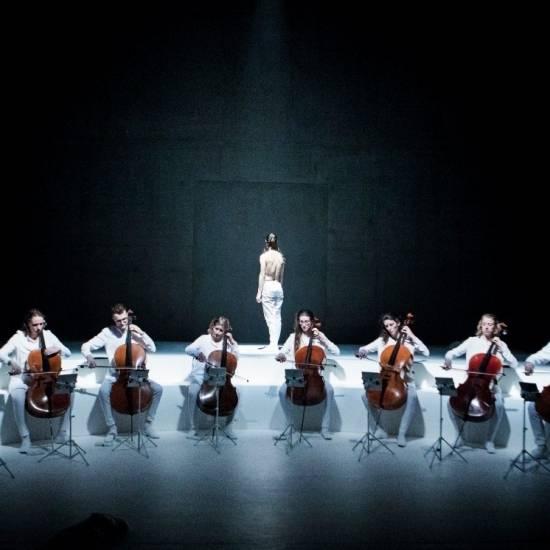 Samir Calixto & Cello Octet Amsterdam