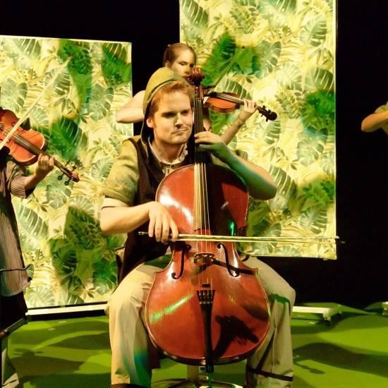 Oorkaan & Dudok Quartet Amsterdam
