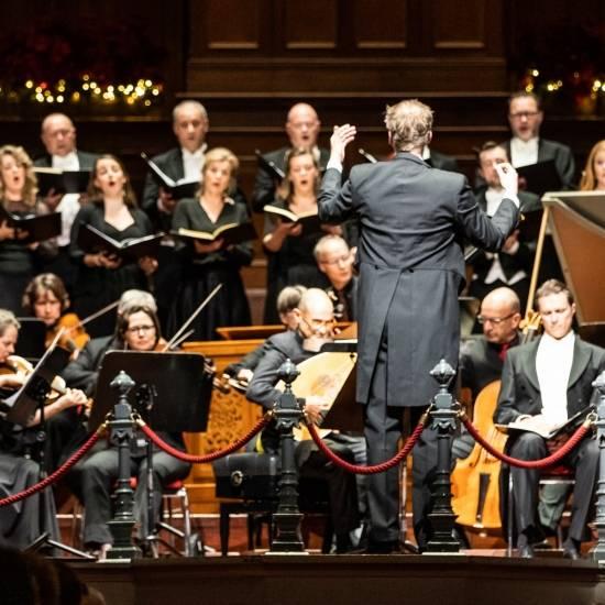 Nederlands Kamerkoor & Concerto Köln