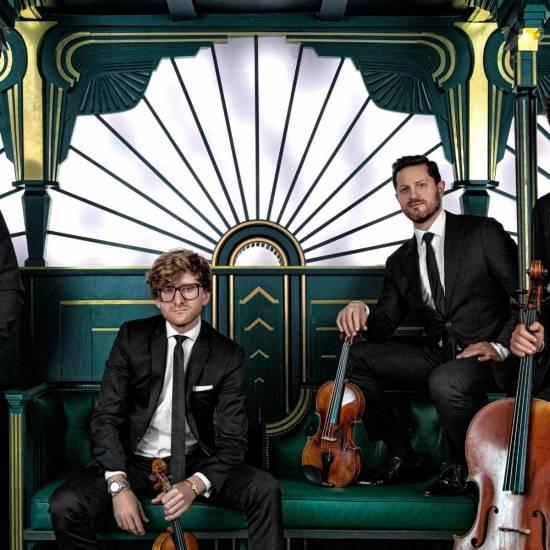 Alma Quartet & Nino Gvetadze
