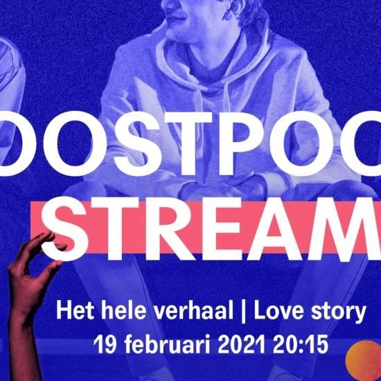 Oostpool livestream Love story