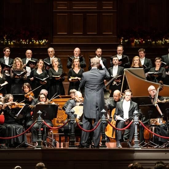 Nederlands Kamerkoor & Freiburger Barockorchester