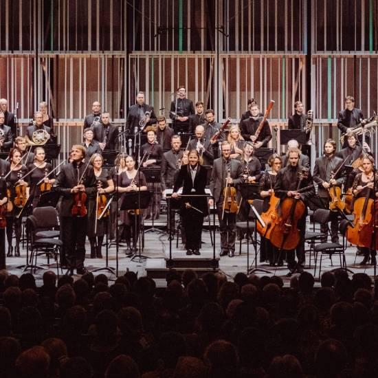 Symfonieorkest Vlaanderen & Ests Filharmonisch Kamerkoor