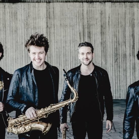 Signum Saxophone Quartet & Andrej Gerassimez