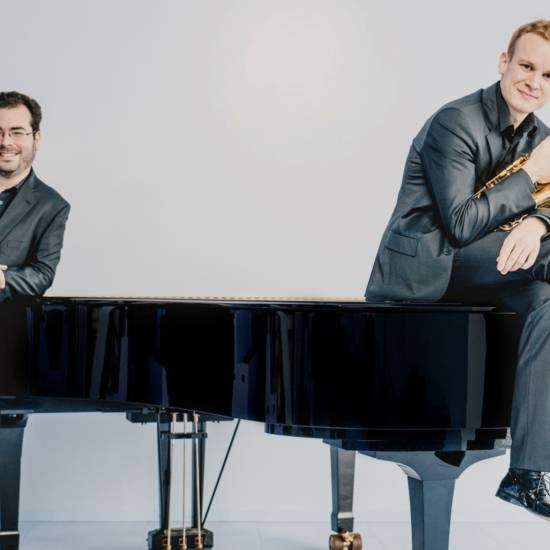 Duo Mader/Papandreopoulos  - Lunchconcert: Dutch Classical Talent