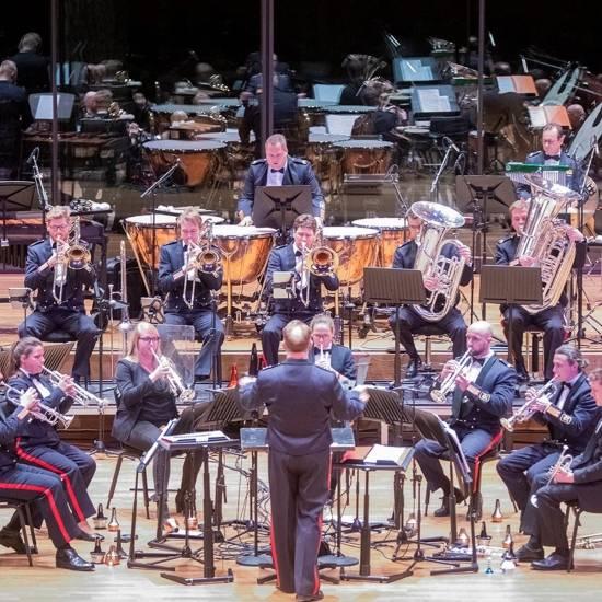Regimentsfanfare Garde Grenadiers en Jagers - Jaarconcert 2021 | Bridge to Freedom