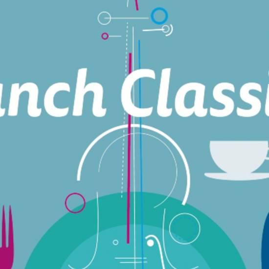 Lunch Classic met Sascha Goetzel