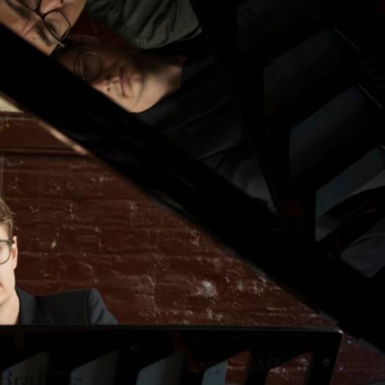 PIANO BIËNNALE: Van huiskamer naar concertzaal - Deel l