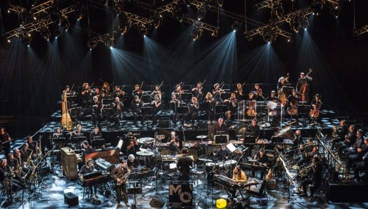 Metrolepole Orkest | Concertregistraties