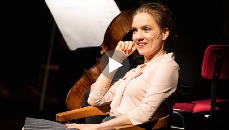 Amsterdam Sinfonietta & Antje Weithaas | Kreutzer vs Kreutzer, deel 1