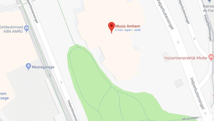 Route en Parkeren