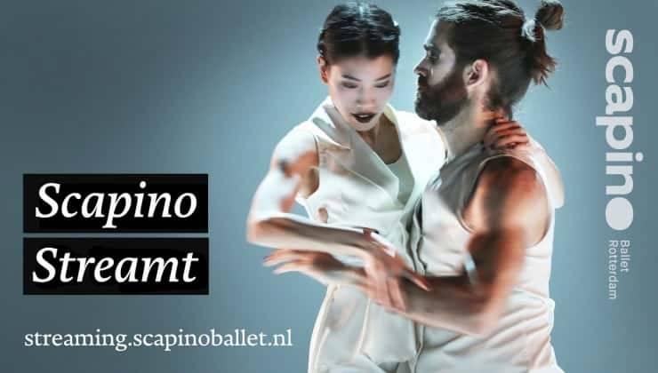 Dans mee met  Scapino Ballet Rotterdam