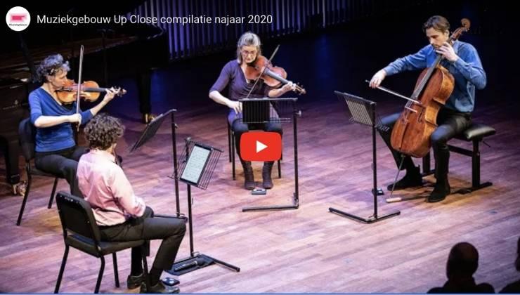 Livestreams | Up Close | Muziekgebouw