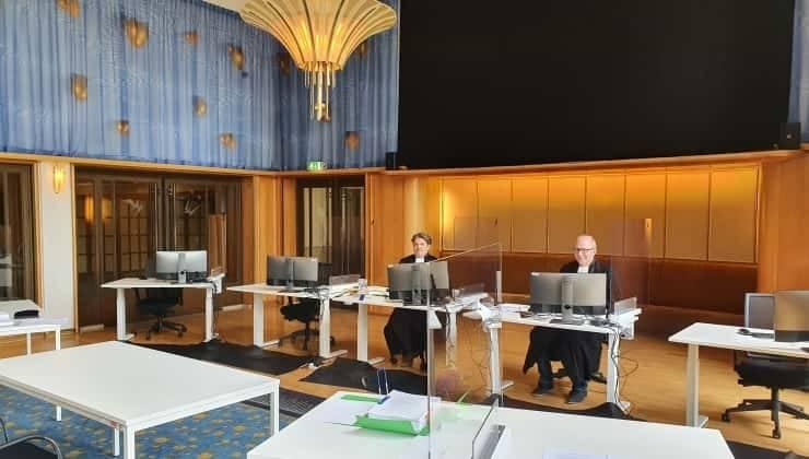 Rechtbank Gelderland ook in 2021 in het Stadstheater
