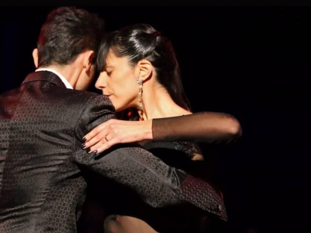 Gran Salon de Tango met Bandonegro