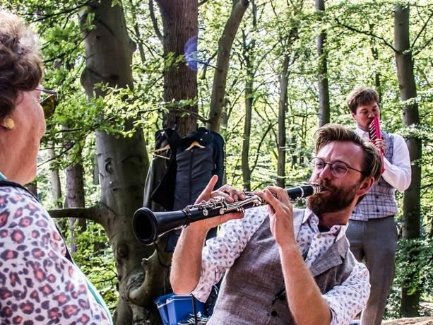 Klaterklanken: Concertwandeling