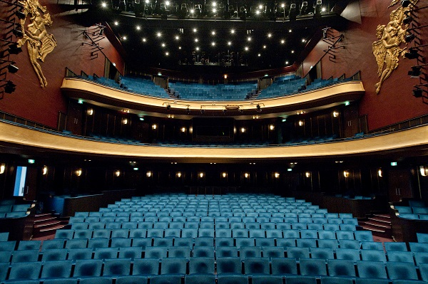 Grote zaal Stadstheater